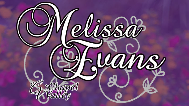 I Will Sing - The Latest CD From Melissa Evans